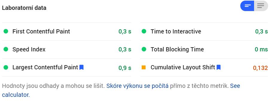 nejrychlejší web